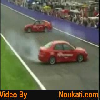Saab Car Stunts